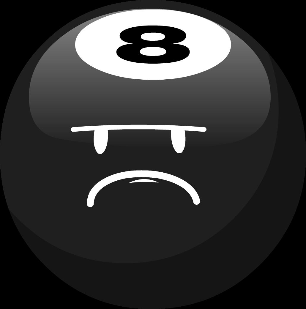 8-Ball (Inanimate Insanity)