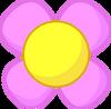 Flower Head 4 Pedals