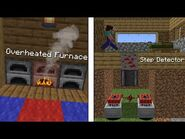Minecraft- 5 Simple Redstone Traps