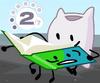 Book and Pillow (TPOT 1)
