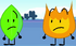Firey and Leafy (BFB 28)