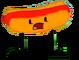 Hotdog Pose