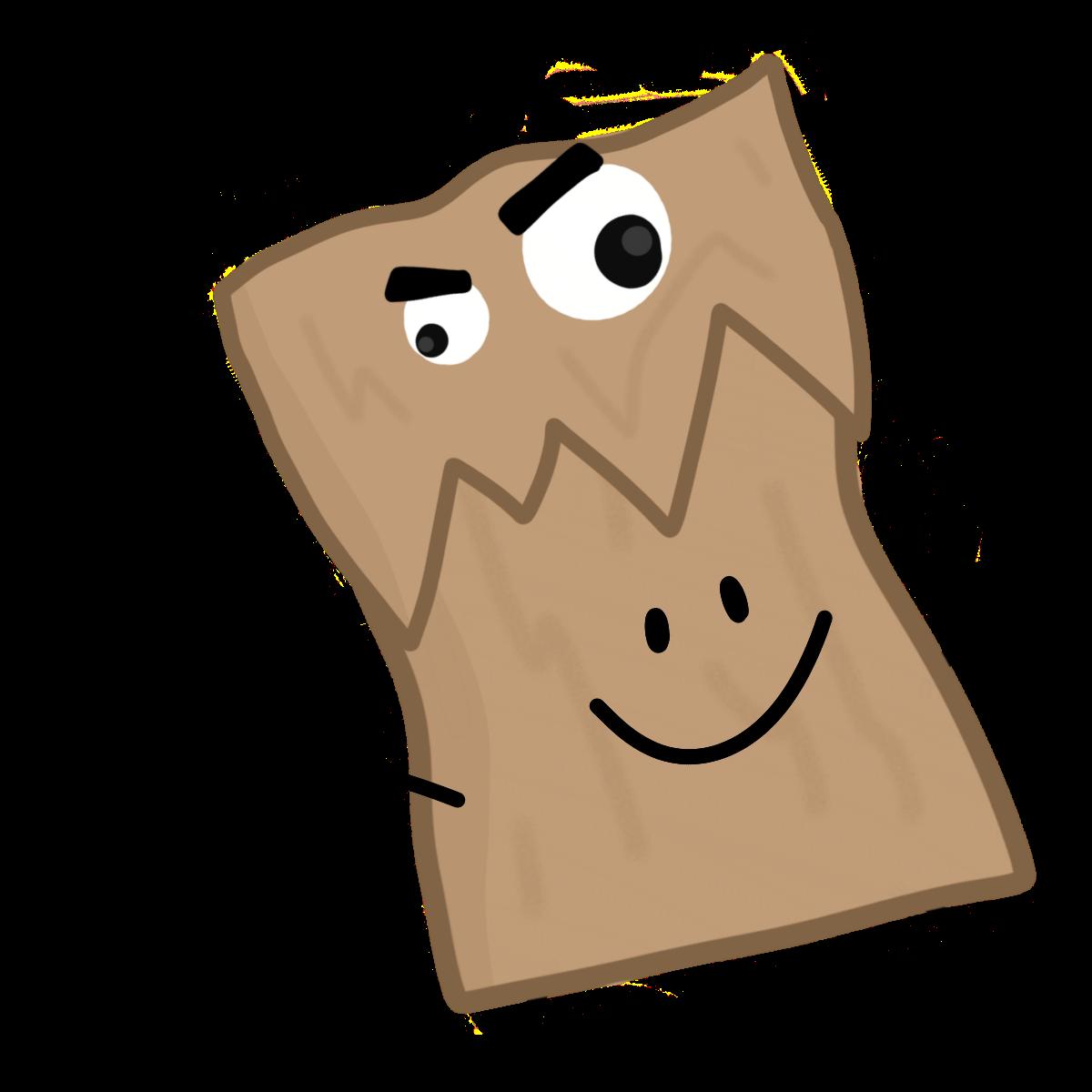 Cardboard Monster (Object Object)