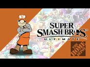 Let's Do This - Home Depot - Super Smash Bros