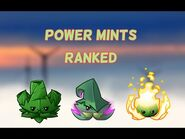 Every Power Mint Ranked From WORST To BEST - Plants VS Zombies 2