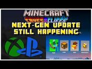 HUGE NEXT-GEN Minecraft Update Still Happening? - Minecraft Caves & Cliffs Update