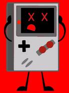 Broken Gameboy
