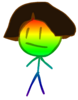 Rainbow Dora