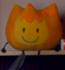 Firey plush shown in BFB 26 credits