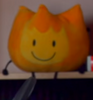 Firey plush shown in BFB 26 credits