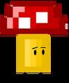 Pixelated Mushroom Redsign