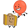 Suitcase And Balloon New