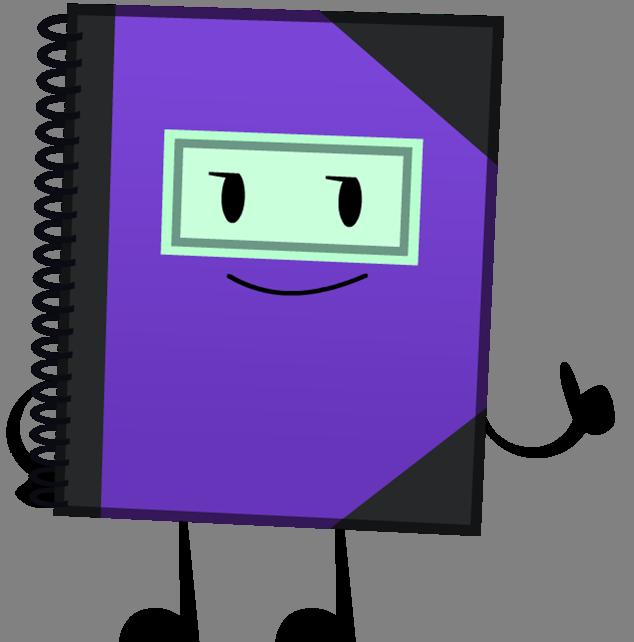 Notebook (Object Mayhem)