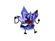 Newer Crystal Pose
