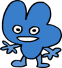 Four - go..... (BFB 26 but this is the 2nd time he says it)