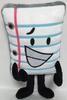 Paper Plush (Inanimate Insanity)0
