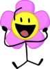 Excited Flower