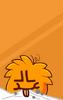 Puffley Save Icon (Orange)