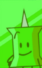 Green Pin's BFB 17 Icon