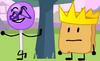 King Woody hearing Lollipop talking about pranks