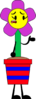 Potted Flower (Pose)