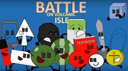 Battle on the isle an intro picture