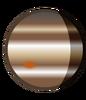 Jupiter without rings