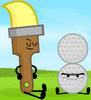 Stacking Golfballs