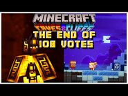 Why There May Never Be Another Mob Vote - Minecraft Caves & Cliffs Update