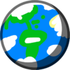 Earth (VY Canis Majoris Object Cosmos)