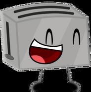 Toaster Pose OU