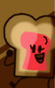 Ketchupted Toast's BFB 17 Icon