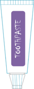 Toothpaste idle