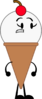Vanilla Ice Cream (Pose)