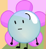 Bubble with Petals