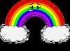 Rainbow (Pose)