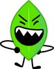 Leafy - evil laughing