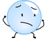 Bubble worried bfb 2