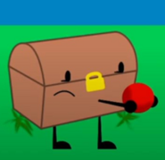 Chest and his ball (Object Bash)