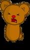Teddy Bear Pose