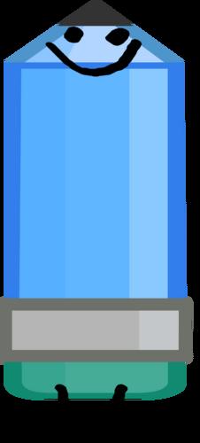 Light-Blue & Armless (Billy)