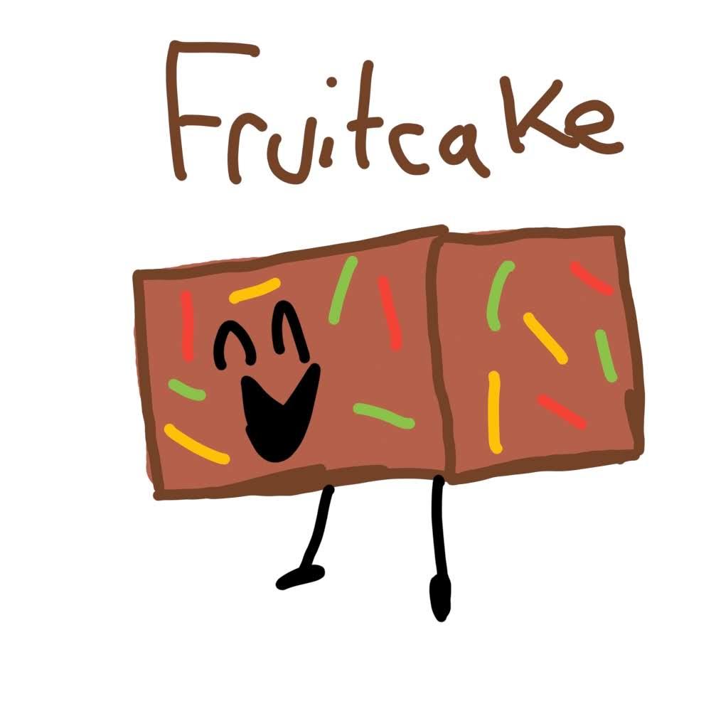 Fruitcake (Object Oblivion)