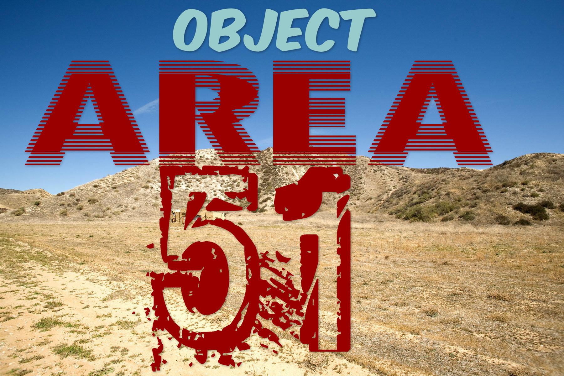 Object Area 51 (season 1)