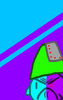Ben The Cybernetic Pen Save Icon (Kirby Form)