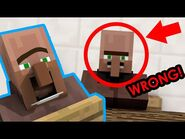 Everything WRONG with our videos- VILLAGER NEWS!