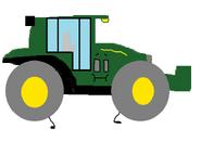 Tractor (For BOVI)