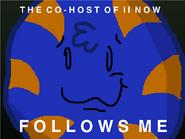 Thecohostofiinowfollowsme