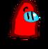 Red Pose