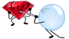 Bubble giving Ruby air (BFB 20)