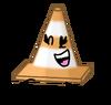 Cone in BFSU